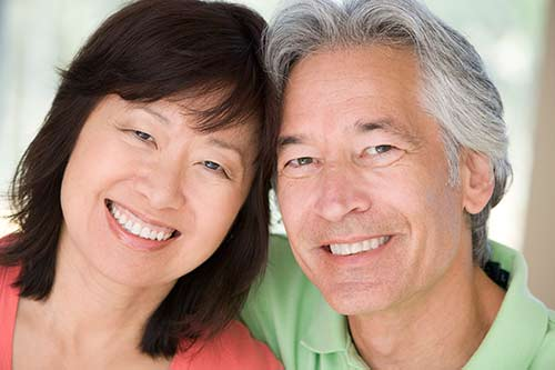 A San Francisco Couple - Another Dental Implant Success - Affordable, Even Cheap