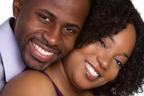 Affordable Dental Implants - San Mateo Couple