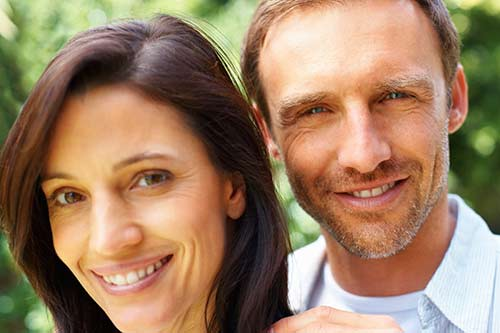 A Marin County Couple - Dental Implants