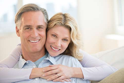 Oakland, California Couple and Successful Dental Implant Surgery