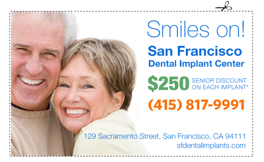 Affordable, even Cheap Dental Implants for Seniors