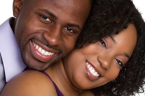 Affordable Dental Implants - San Mateo Couple